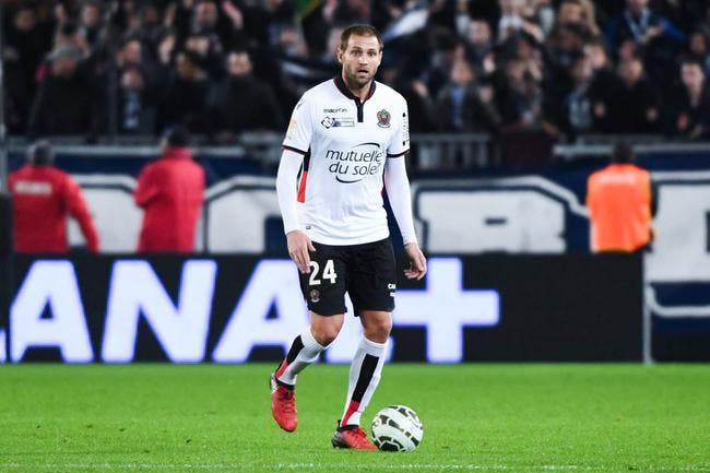 Bodmer résilie son contrat — OGC Nice