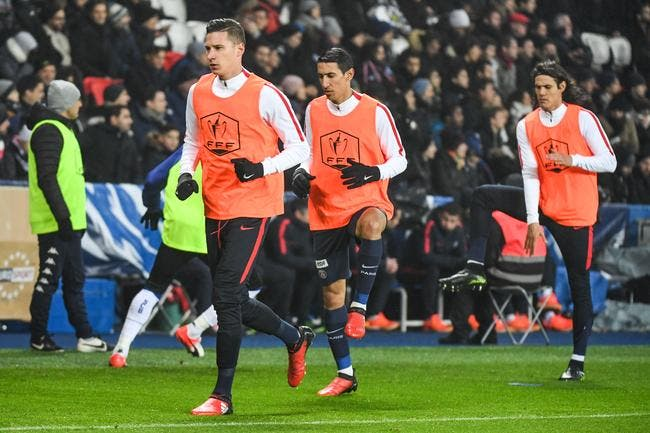 PSG : Di Maria, sauvé par Draxler selon Houllier ?