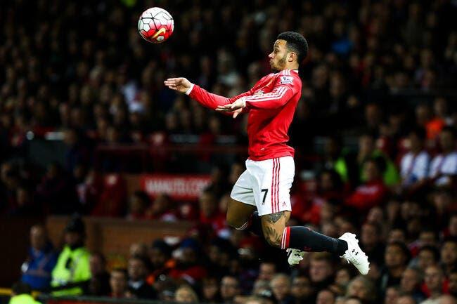 OL: Pour 17 ME, Manchester United lâchera Depay