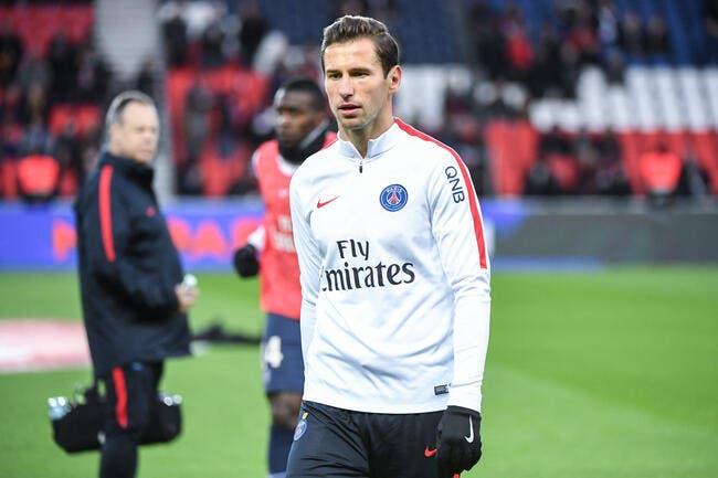 PSG : Krychowiak et Pastore out, Thiago Silva et Draxler incertains contre Metz