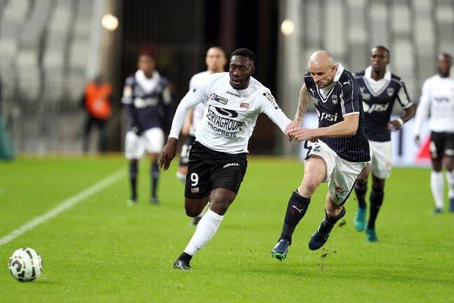 Bordeaux - Guingamp : 3-2