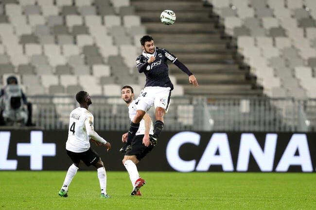 CdL : Bordeaux en avant, Guingamp en arrière