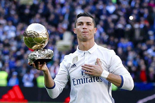 Les complots n'arrêtent pas Cristiano Ronaldo, le Melon d'Or...