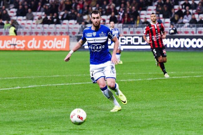 Mercato : Bastia vend Peybernes pour 2ME à Lorient et récupère Rose