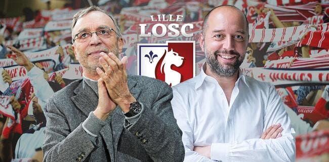 Officiel : Gérard Lopez propriétaire de Lille vendredi !