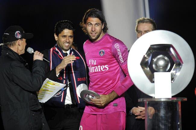 PSG : Paris ne refourguera pas Sirigu à Nice