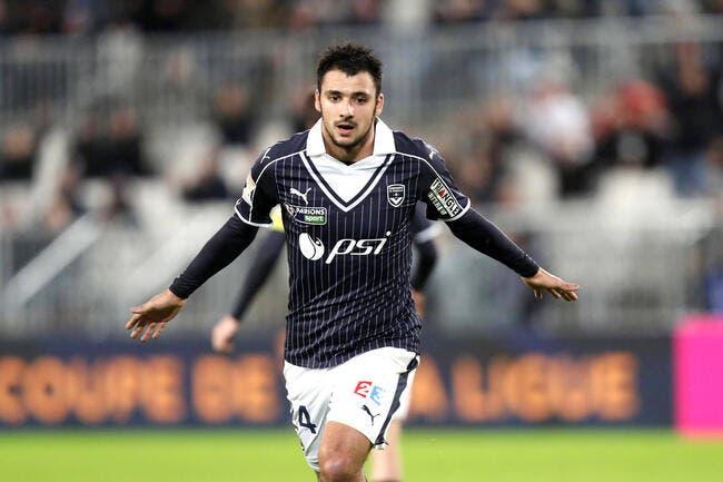 Bordeaux élimine Guingamp — CdL