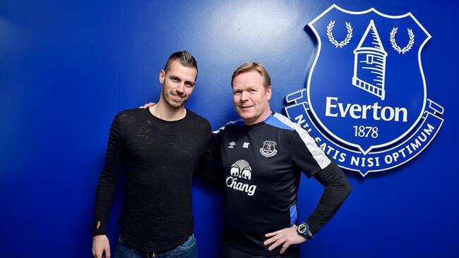Officiel: Schneiderlin quitte MU pour Everton