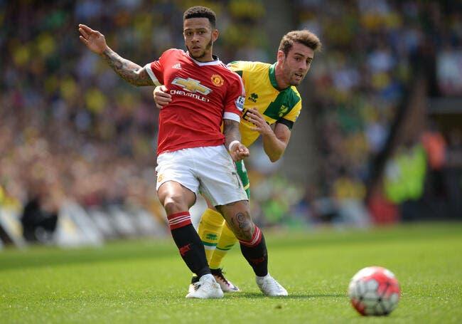 OL: Man United veut 17 ME pour Depay, Lyon accepte le défi