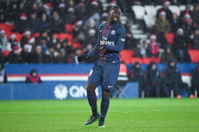 PSG: Augustin vers un prêt, Nantes se place