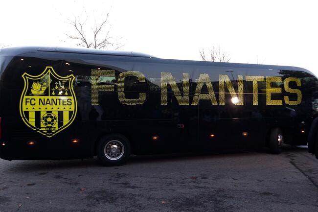 FCN: Nantes avec sa recrue Felipe Pablo contre Toulouse