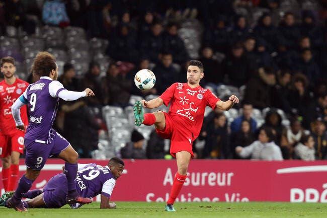 MHSC: Montpellier avec Sanson face à Dijon
