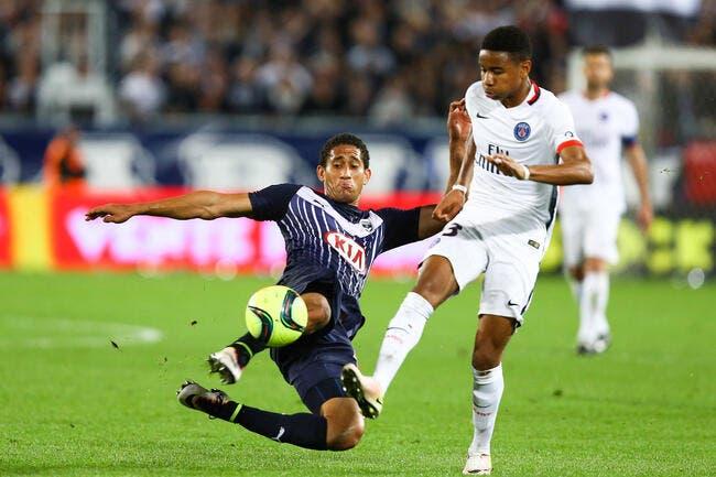 Officiel : Bordeaux envoie Pablo en prêt au Brésil