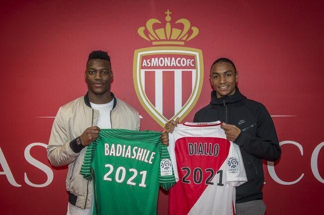 Officiel: Deux jeunes talents prolongent à Monaco