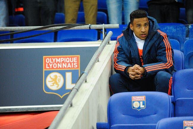 OL: Tolisso de retour à Caen