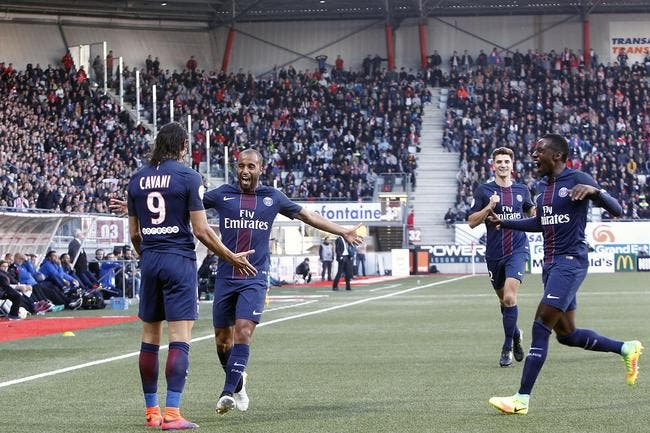 PSG: L'OL a convaincu Govou, Paris sera champion