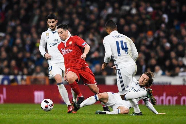 Real: Nasri sait pourquoi Zidane ne le recrutera pas
