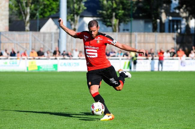 Rennes: Sylvain Armand annonce la fin de sa carrière en mai