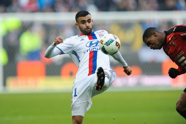OL: Lyon lui offre un salaire en or, Ghezzal ne répond pas