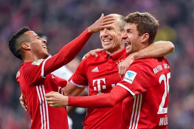 Officiel : Robben prolonge au Bayern Munich