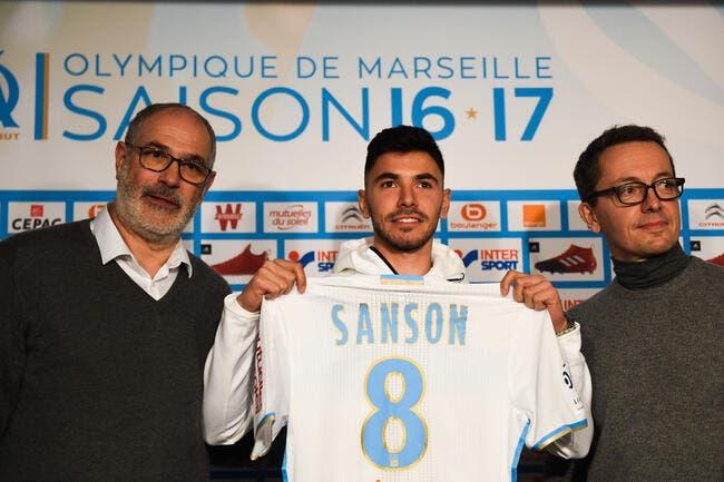 OM : Monaco, Dortmund, pourquoi Sanson a préféré Marseille