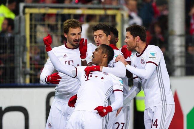 Fribourg - Bayern Munich 1-2