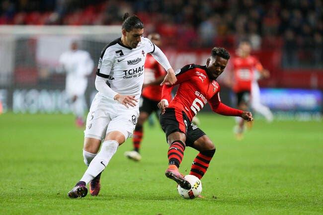 Officiel: Rennes prête Erasmus à Lens