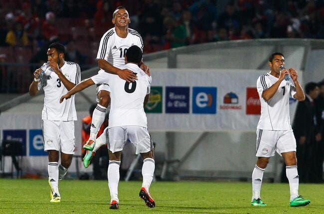 Égypte - Ouganda : 1-0