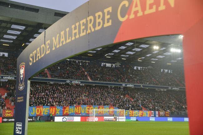 L1: Caen – Nancy reporté!