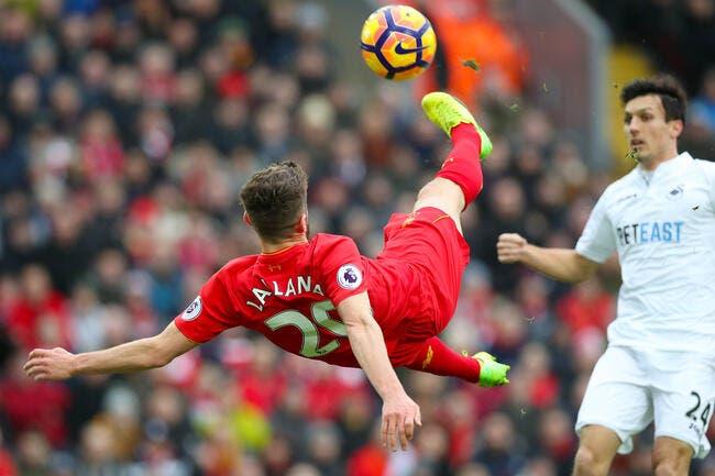 Liverpool - Swansea 2-3