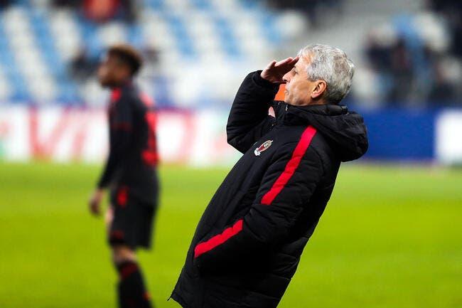 Mario Balotelli victime de cris racistes à Bastia