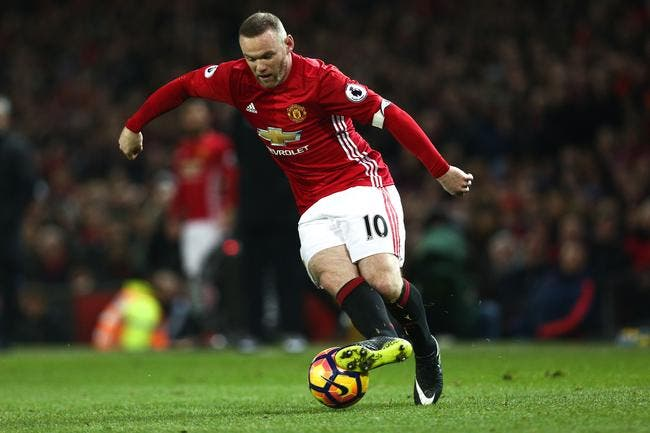 PL: Wayne Rooney dans l'histoire de Manchester United