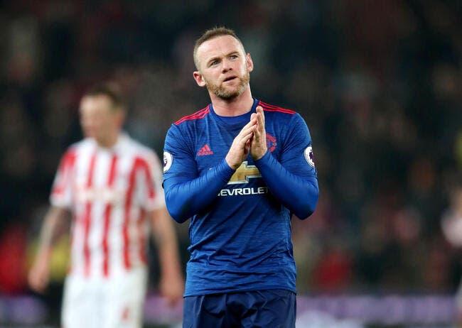 Foot/Angleterre - Nul de Manchester United à Stoke, Rooney dans l'Histoire
