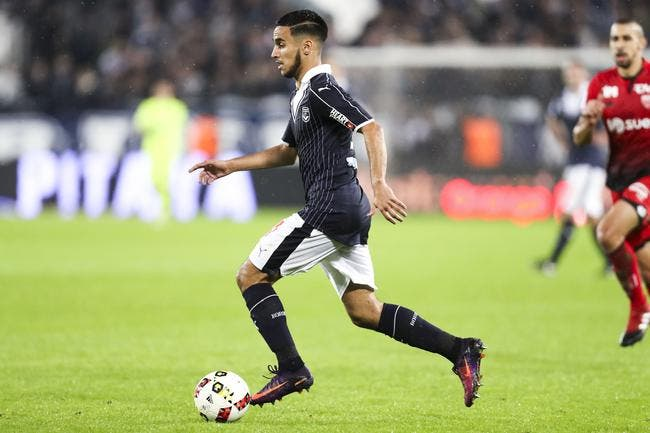 FCGB : Bordeaux sans Ounas face au PSG
