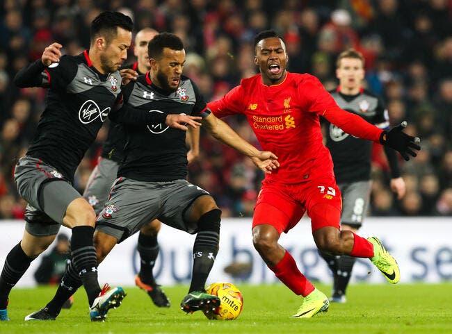 Angleterre : Southampton en finale de la Coupe de la Ligue