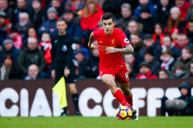 Officiel : Coutinho prolonge à Liverpool