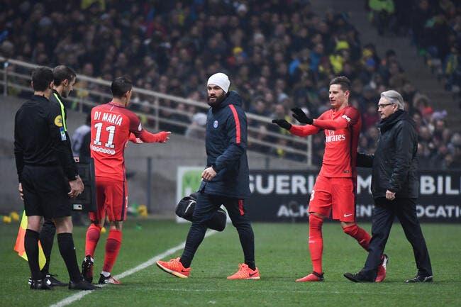 Paris se qualifie aux dépens de Rennes sans forcer — CdF