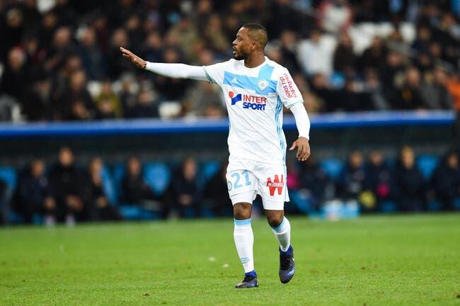 Marseille: Plus de peur que de mal pour Patrice Evra