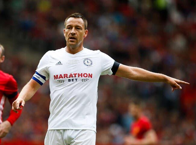 John Terry va signer un gros contrat à Aston Villa — Mercato