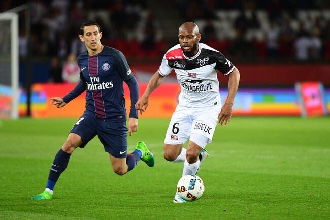 Officiel : Sankoh quitte Guingamp et signe à Caen