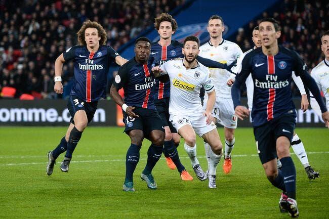 L'Inter veut faire son marché au PSG