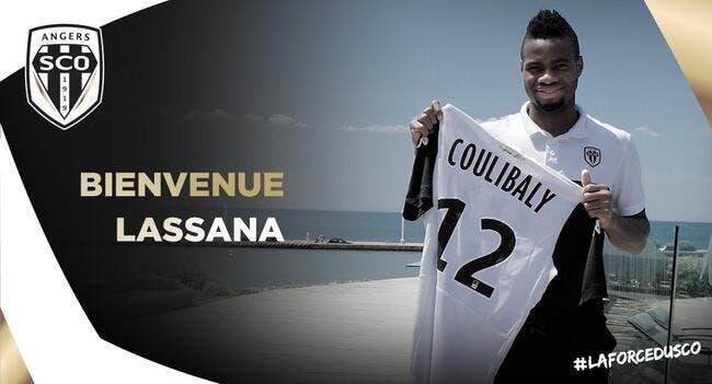 Officiel : Lassana Coulibaly quitte Bastia pour Angers