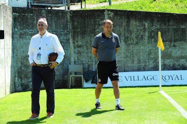 Le directeur sportif Antonio Cordon va quitter le club — Monaco