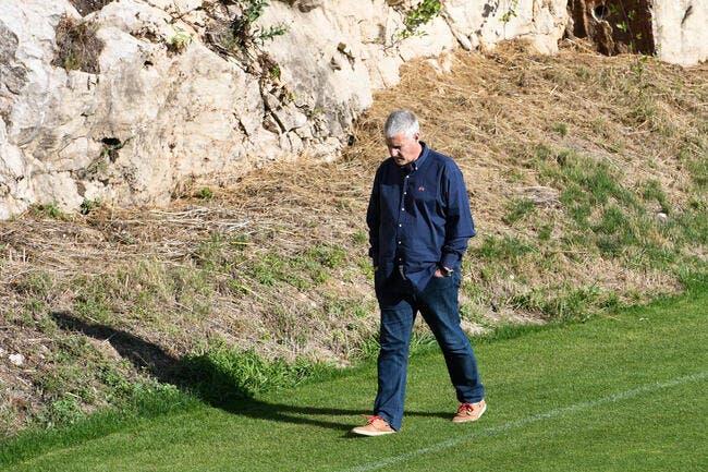 L1 - Monaco : Antonio Cordon, le directeur sportif de l'ASM, veut (déjà) partir