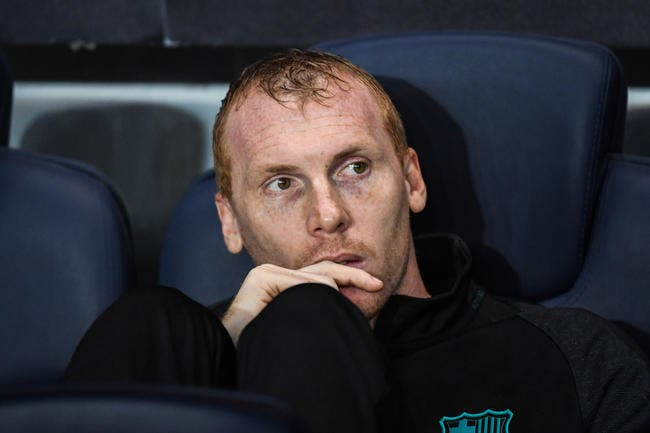 Barcelone libère Jérémy Mathieu qui s'engage avec le Sporting Lisbonne
