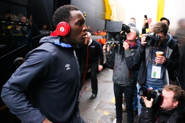 Manchester United casse sa tirelire pour s'offrir Lukaku (officiel) — Transfert
