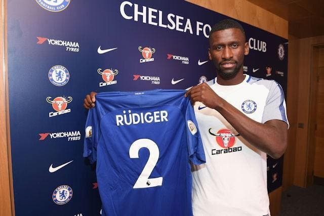 Chelsea s'offre Rüdiger — Officiel