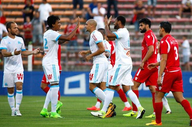 OM - Étoile du Sahel : 2-0