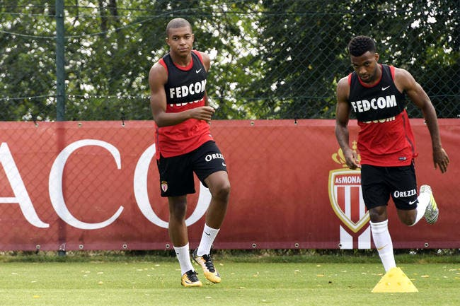 ASM : Arsenal, PSG, Real ? Lemar et Mbappé rigolent à Monaco
