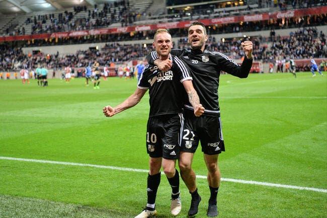 Amiens confirmé en Ligue 1, Lorient reste en Ligue 2